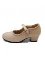 Chaussures Flamenco de Toile