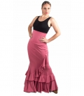 Jupe de Flamenco, Salon, Taille Haute