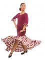 Jupe de flamenco EF036