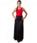 Jupes De Danse Flamenco 4 Godets