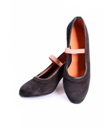 Chaussures semi-professionnelle en daim