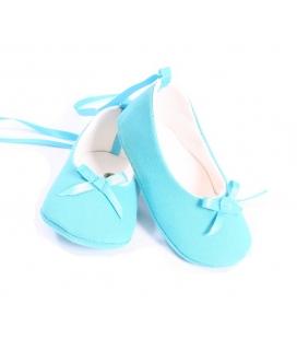 Chaussures bébé à pois