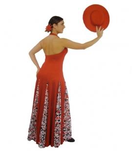 Robe de Danse Flamenco à godets