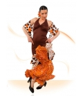 Robes pour danser flamenco