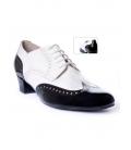 Chaussures de danse de salon pour hommes mod. 573016
