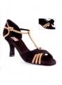 Sandales de danse de salon mod. 573012