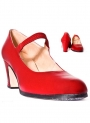 Chaussures de flamenco en cuir 573057