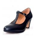 Chaussure de danse flamenco en cuir 573060