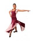 Jupe de flamenco, modèle EF052