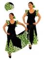 Jupe de flamenco, modèle EF076