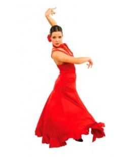 Jupe de flamenco, modèle EF065
