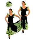 Jupe de flamenco filles EF076