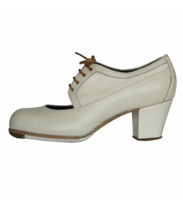 Zapato gallardo mod. Fantova (piel-ante colores)