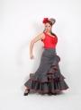 Jupe de flamenco Camino