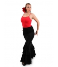 Jupe de Flamenco, Mod: Salon, Taille Normal