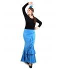Jupe de Flamenco, Mod: Salon, Taille Normal