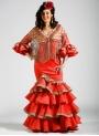 Robe de flamenco femme Aurora
