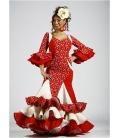 Robes de flamenco 2016 Zafiro