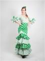 Robes flamenco femme Petalo-Ruedo