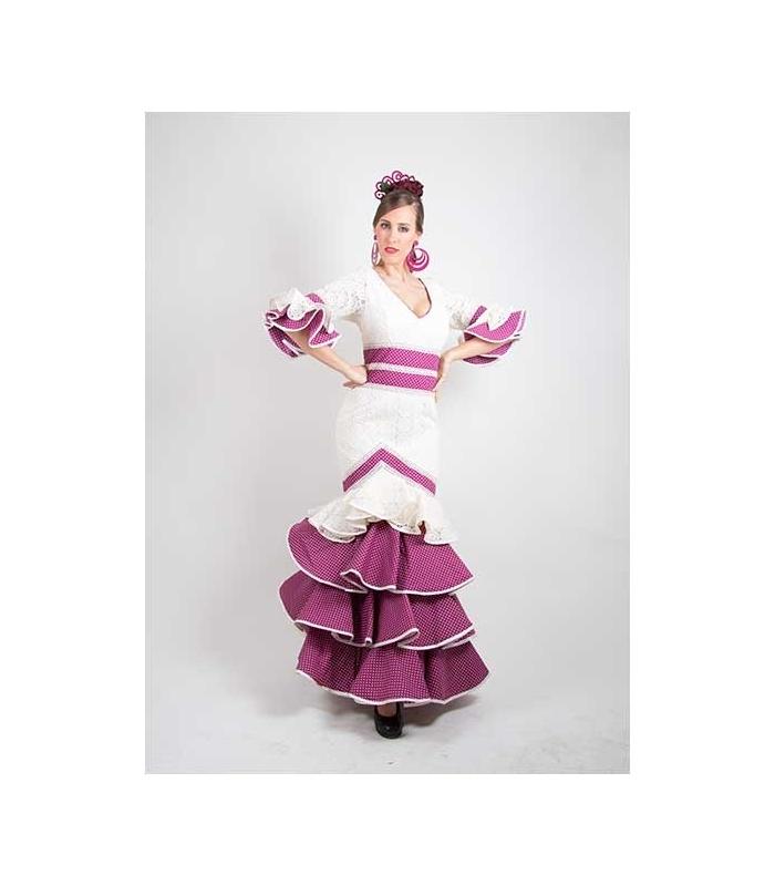 0d76fb5339a8a Trajes de Flamenca Salinas normal Sra.