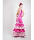 Trajes de Flamenca Salinas normal Sra.