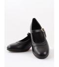 Chaussures Flamenco, intérieur en cuir