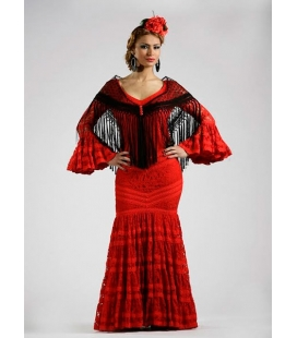 Robe Flamenco Femme Camborio