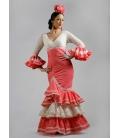 Robe style flamenco Salinas