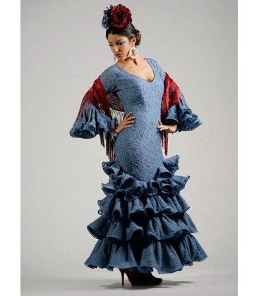 Robe de Flamenco Femme