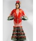 Robe de flamenco Carmen