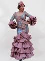 Robe flamenco Zahara saison 2016