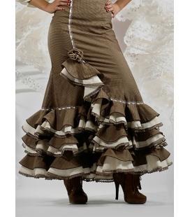 Jupe de flamenco Laina