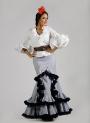 Jupe de flamenco Camino Rociera