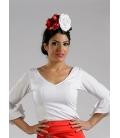 Chemisier Flamenca Lirio