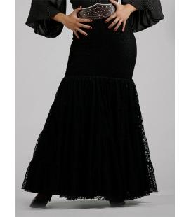 Jupe de flamenco Candil