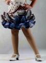 Jupe de flamenco Tamara petite fille