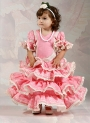 Robes de Flamenco Fille 2016 Olalla