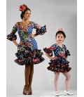 Robes Flamenco Fille Luna