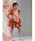 Robes Flamenco Fille Luna