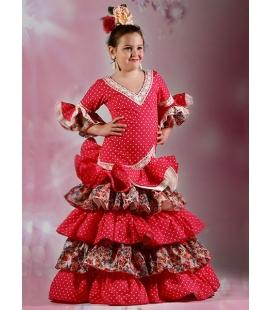 Flamenco Robe Fille Verdiales