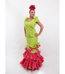 Robes de Flamenco 2015 en promotion Ref: 995409