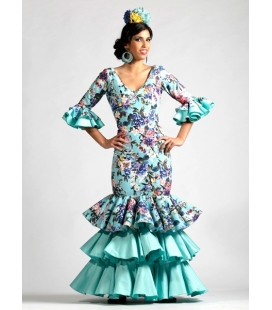 Robe Flamenco, Tiento