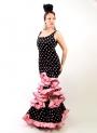 Robe de Flamenco 2016, Orquidea