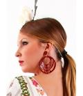 Boucles d'oreilles espagnols
