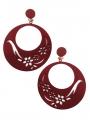 Boucles d'oreilles de Flamenco