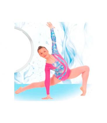 Justaucorps gymnastique rythmique mod. 1821 Fillettes