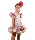 Robe Flamenco Fille, Paola