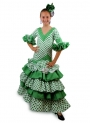 Robe Flamenco Fille, Verdiales