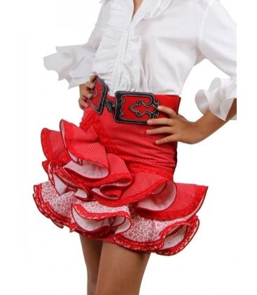 Jupe Flamenco Enfant