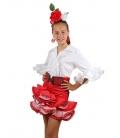 Jupe Flamenco Enfant, Tamara
